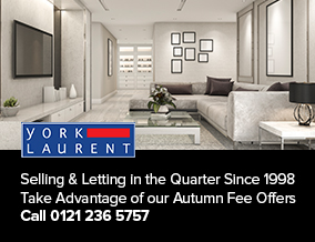 Get brand editions for York Laurent, Birmingham-Lettings