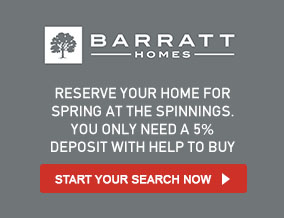Get brand editions for Barratt Homes, The Spinnings