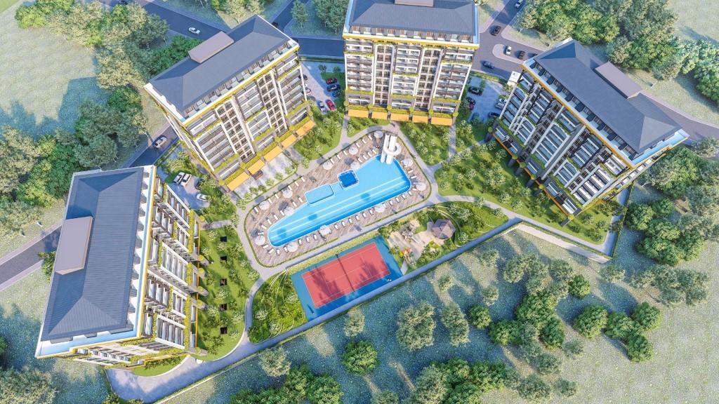 Avsallar new Apartment for sale
