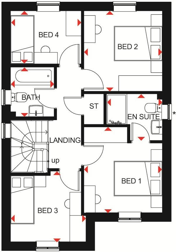 FF Floor plan