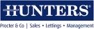 Hunters, Keighley logo
