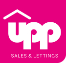 UPP Property Agents, Stamford branch logo