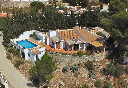 3 bed Villa for sale in Cómpeta, Málaga...