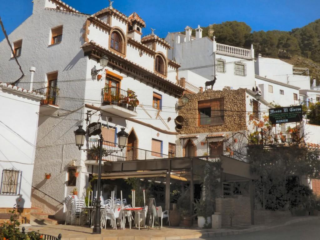 Alcaucín Restaurant for sale
