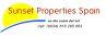Sunset Properties Spain, Malaga logo