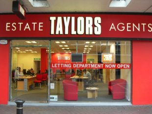 Taylors Lettings, Bedfordbranch details