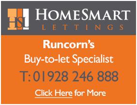 Get brand editions for HomeSmart Lettings, Runcorn