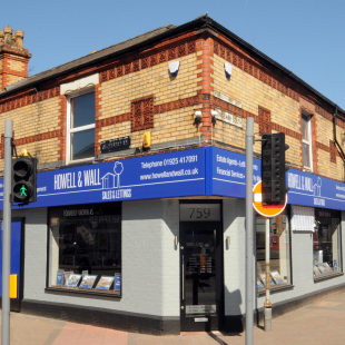 Howell & Co, Warrington - Salesbranch details