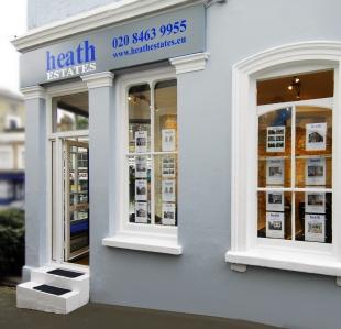 Heath Estates, Blackheathbranch details