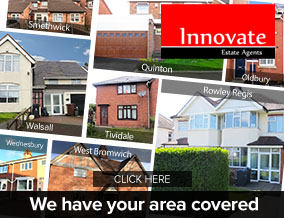 Get brand editions for Innovate Estate Agents, Oldbury - Lettings