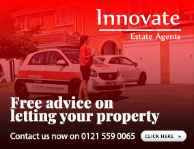 Get brand editions for Innovate Estate Agents, Oldbury