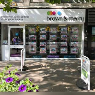 Brown & Merry - Lettings, Watford Lettingsbranch details