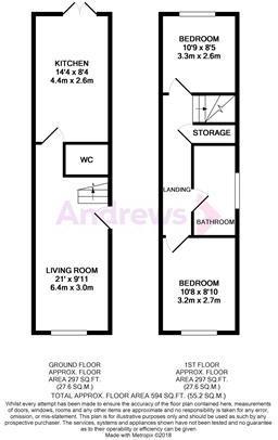 107A Hanham Rd Floorplan
