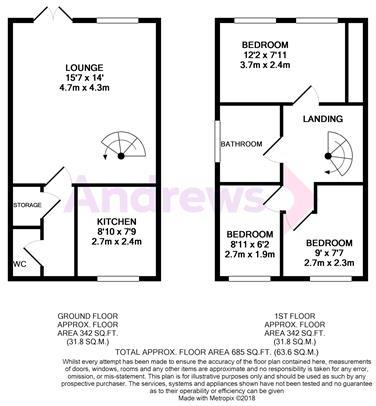 2 bickford close floorplan