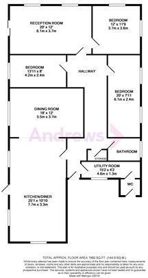 the bungalow floorplan