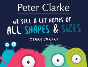Get brand editions for Peter Clarke & Co, Henley in Arden