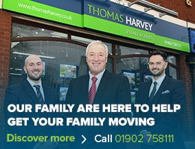 Get brand editions for Thomas Harvey, Tettenhall