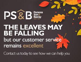 Get brand editions for Parsons Son & Basley, Bognor Regis