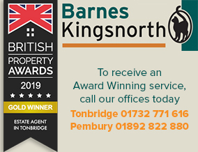 Get brand editions for Barnes Kingsnorth, Pembury