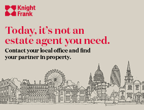 Get brand editions for Knight Frank, Canary Wharf, Aldgate & Wapping