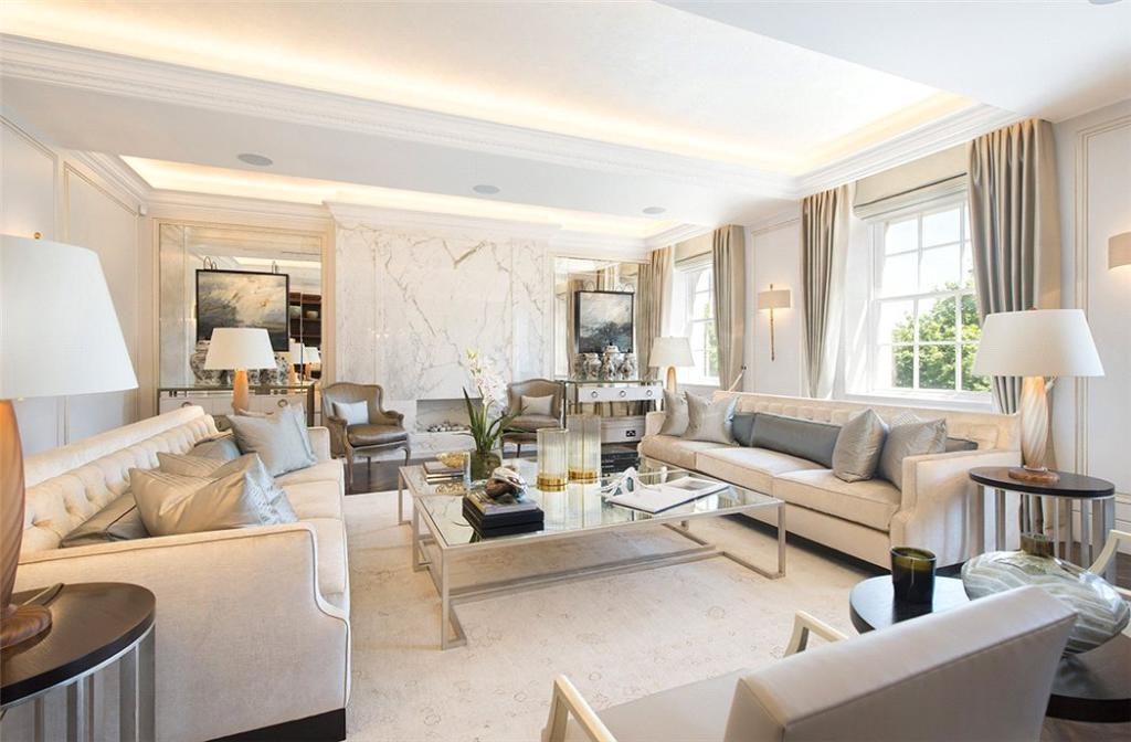 4 bedroom flat for sale in Grosvenor Square, Mayfair ...