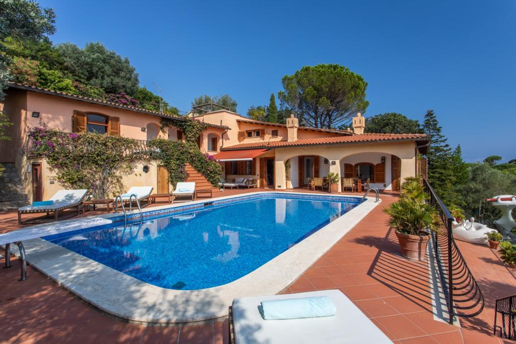 6 bed Villa for sale in Tuscany, Grosseto...