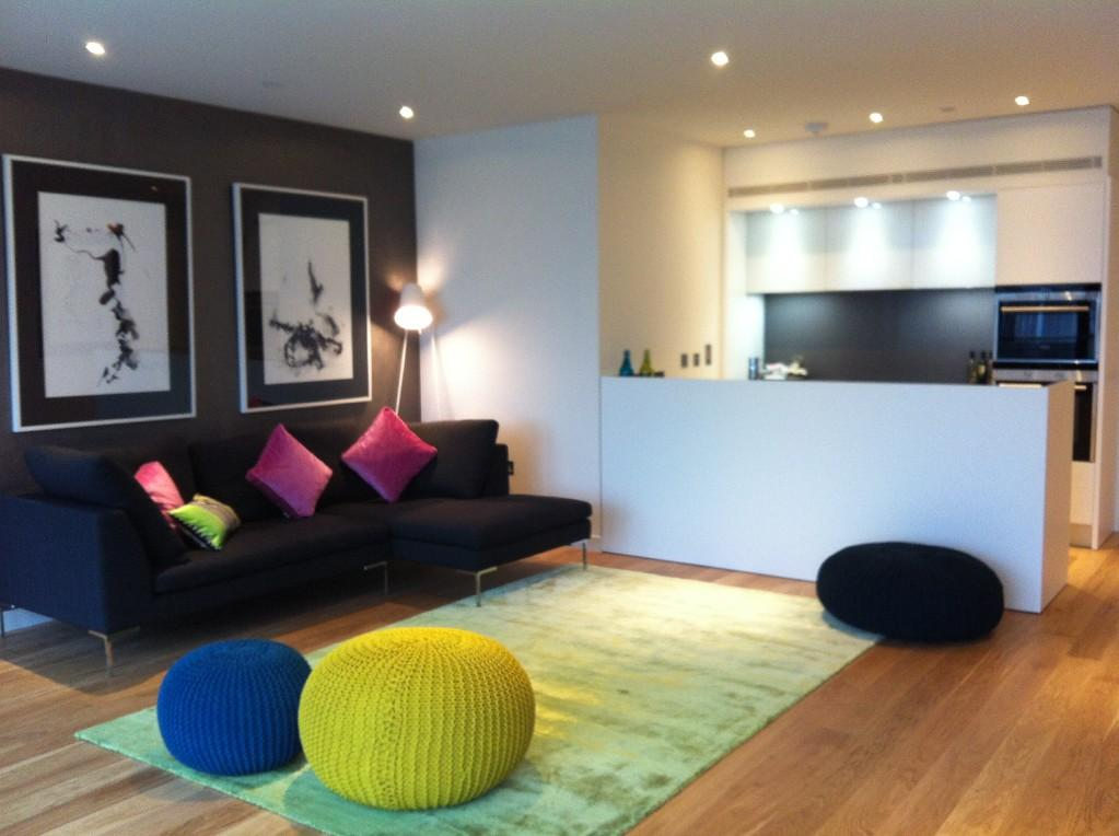 simple living space ideas