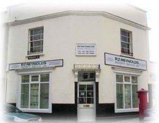 PJ reynolds, Bristol branch details