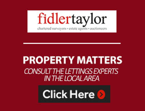 Get brand editions for Fidler Taylor, Ashbourne Lettings
