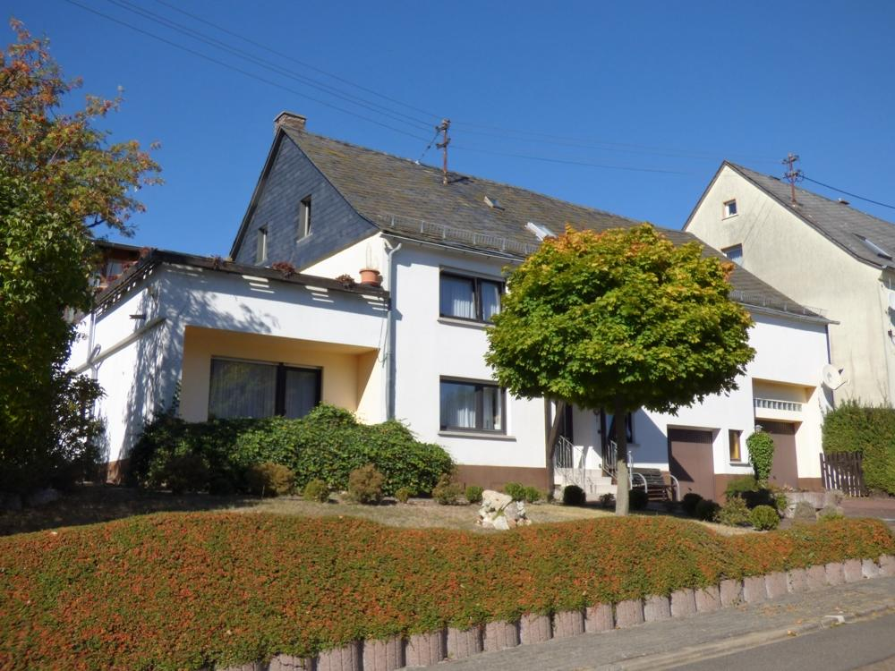 house for sale in Kirchberg (Hunsrück)...