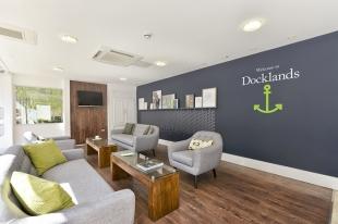 Franklyn James, Docklandsbranch details