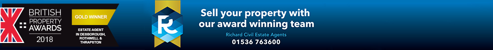 Get brand editions for Richard Civil Estate Agents, Desborough
