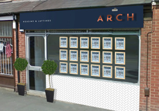 Arch Living LTD, Leicesterbranch details