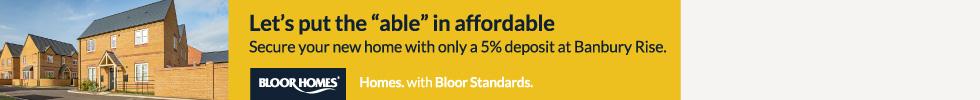 Bloor Homes, Banbury Rise