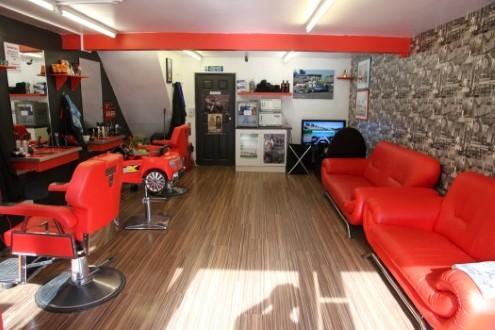 Hairdresser Barber Shop for sale in Nottingham