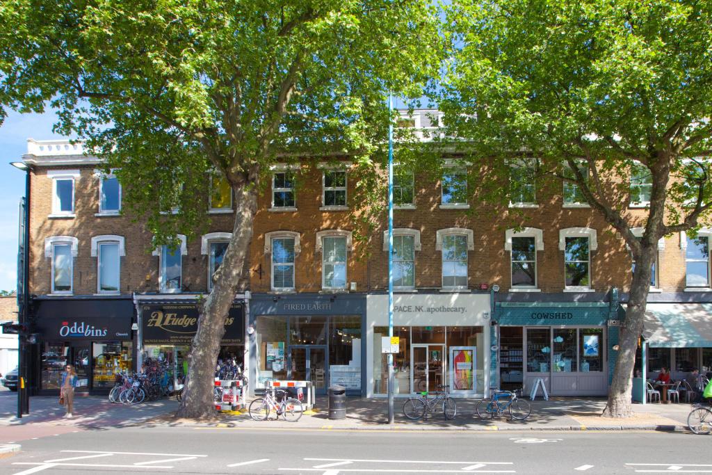 Restaurants In Chiswick High Road London