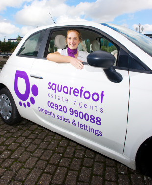 SquareFoot Estate Agents Ltd, Cardiffbranch details