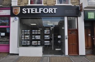 Stelfort, Londonbranch details