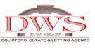 DW Shaw, Cumnock logo
