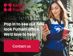 Get brand editions for Knight Frank, Fulham