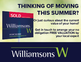 Get brand editions for Williamsons, Easingwold