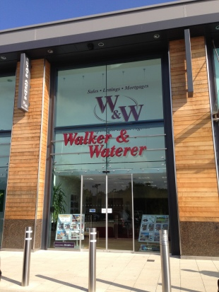 Walker & Waterer, Whiteley - Salesbranch details