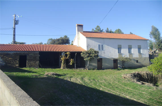 Detached home in Castelo Branco...