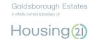 Goldsborough Estates, Leeds branch logo