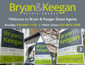 Get brand editions for Bryan & Keegan, Hither Green Lane