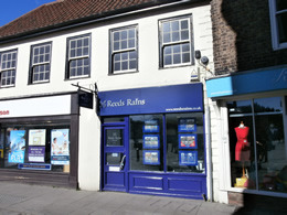 Reeds Rains Lettings, Selbybranch details