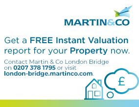 Get brand editions for Martin & Co, London Bridge