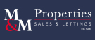 M & M Properties, Leighton Buzzard - Lettings logo