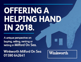 Get brand editions for Winkworth, Milford On Sea