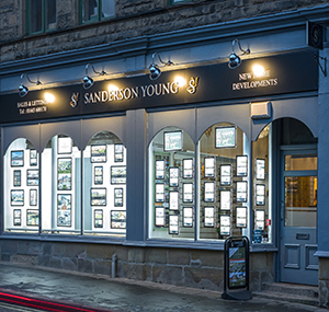 Sanderson Young, Alnwickbranch details